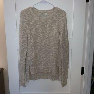 Abercrombie Cozy Cream Sweater